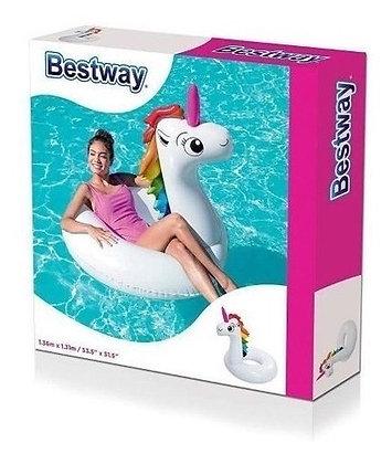 Aro salvavidas unicornio bestway