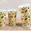 Thumbnail: Bandeja c/ 2 jarros + 2 vasos trago largo 45x24cm Keyplast