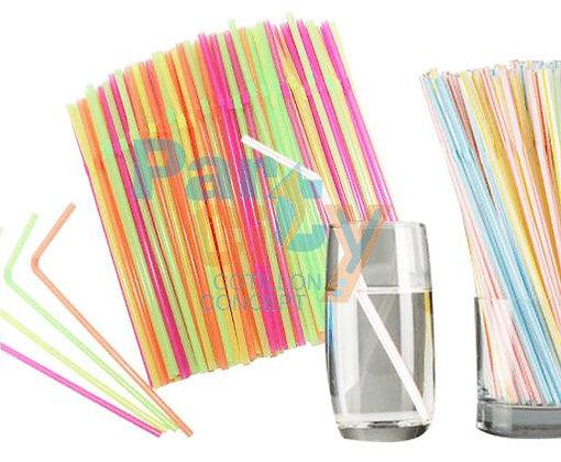 Sorbetes plastico colores x 100 unidades Athand