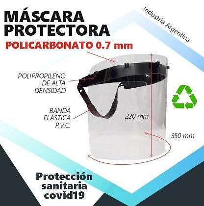 Máscara protectora premium