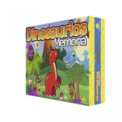 Juego de memoria Dinosaurios YUYU