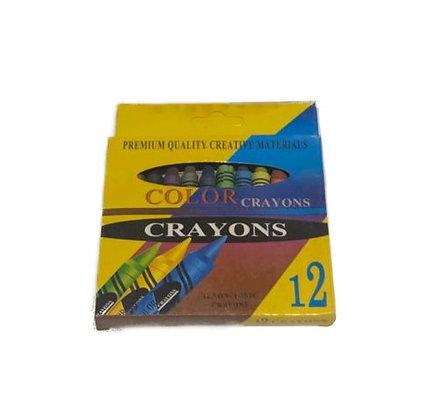 Crayones x 12 Athand art 523-3