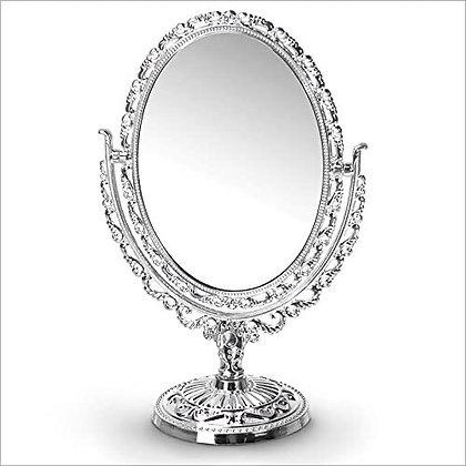 Espejo con base 21x13cm estilo viejo TR 1847