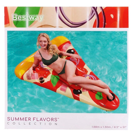 Inflable Pizza 188x1.30cm Bestway art 44038
