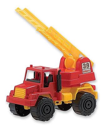 Camion bomberos duravit 28x15x19cm