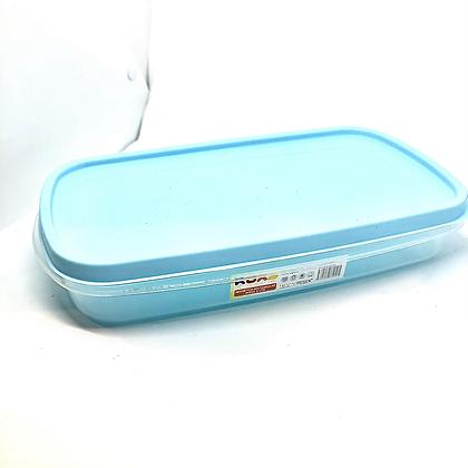 Hermetico rectangular 2 litros color pastel Koxs art 115