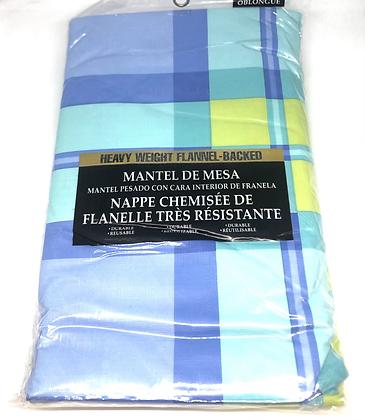 Mantel importado con felpa rectangular 152x228 Cool+Bazar