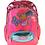 "Thumbnail: Mochila Kooshi Mariposa espalda 17"" original Wabro art 91351"