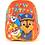 "Thumbnail: Mochila Paw Patrol espalda 12"" original Wabro art 88520"
