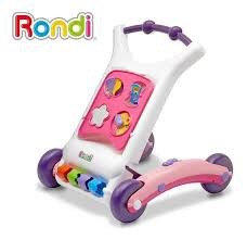 Caminador andador rosa Rondi art 2506