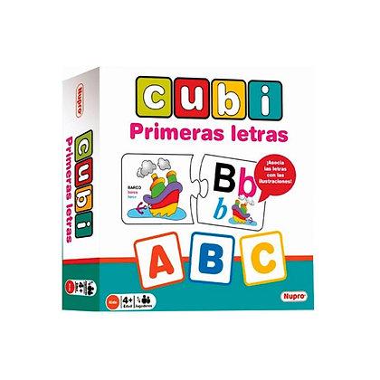 Cubi primeras letras Nupro art 1403