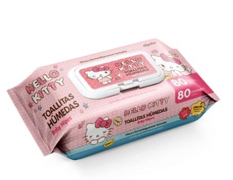 Toallitas Hello Kitty Algabo art 3862001