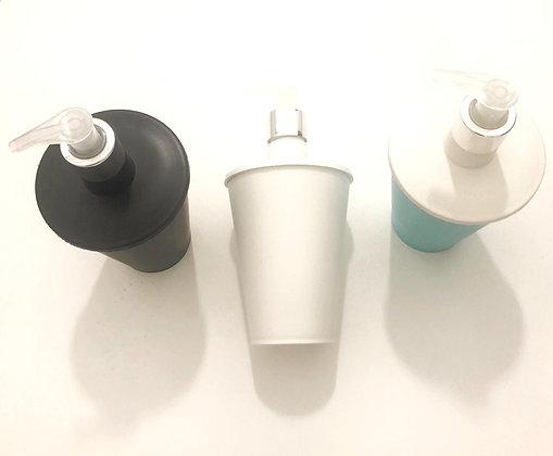 Dispenser jabón líquido y alcohol en gel Mundo plasticos