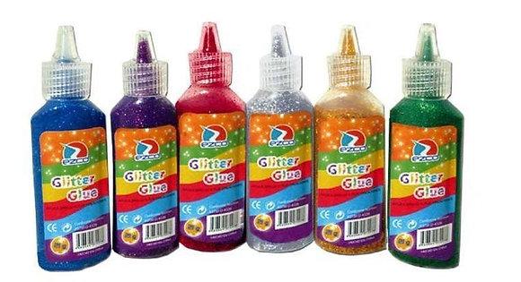 Adhesivo glitter 21g Ezco