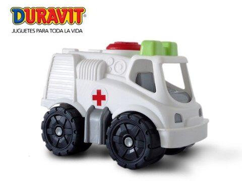 Ambulancia Duravit 15x12x9,5cm