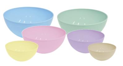 Bowl plastico 23cm Carol linea Soft