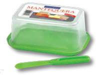 Mantequera  c/cuchara heraldplast