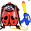 Thumbnail: Mochila lanza agua vaquita san antonio  Sebigus art 60643