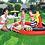 Thumbnail: Playcenter 212l piratas 190x140x96cm Bestway art 53041