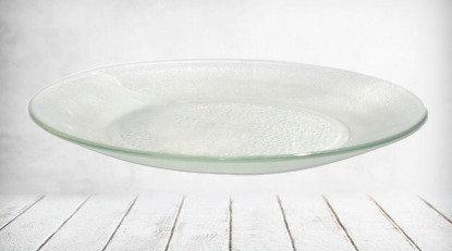 6 platos playos vidrio 22cm Fenix Durax