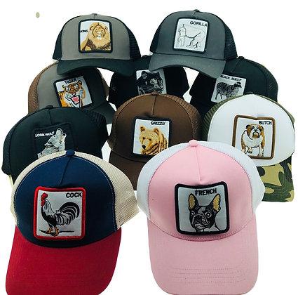 Gorra de animales simil Goorin Bros TR Go1757
