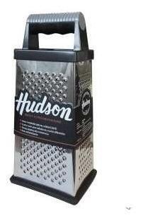 Rallador acero inoxidable 4 caras Hudson art RA06