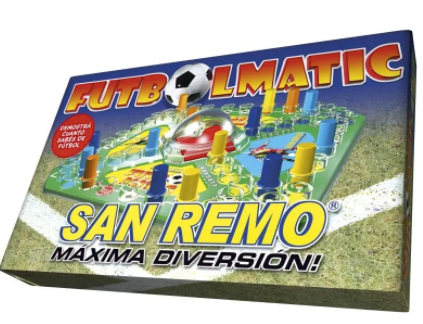 Futbolmatic San Remo Mar Plast