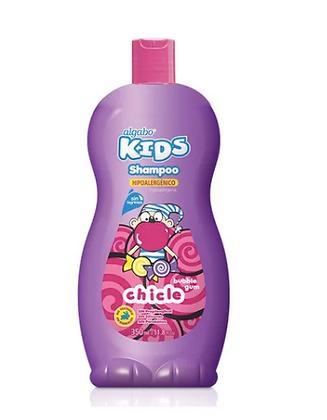 Kids shampoo 350ml chicle Algabo art 6043104