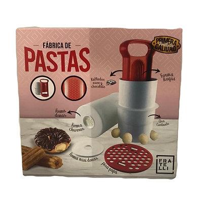 Fabrica de pastas y churros super completo Fratelli