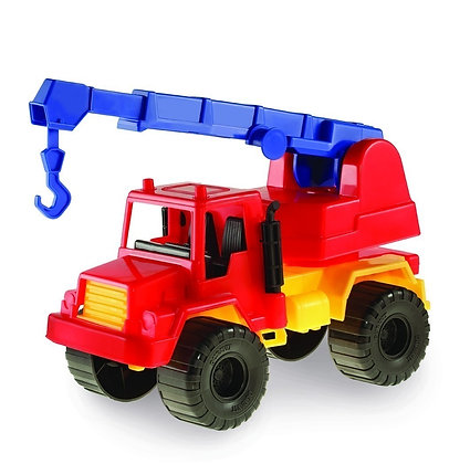 Camion Guinche mediano 28cm Duravit art 450