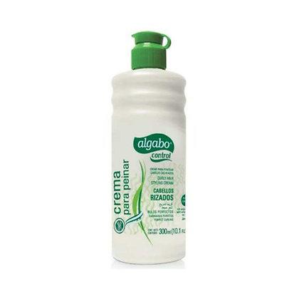 Crema para peinar cabello rizado 300ml Algabo art 6070522