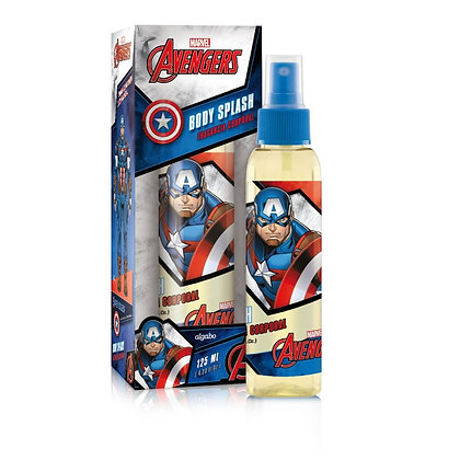 Colonia Capitan America 125ml Algabo art 4232003