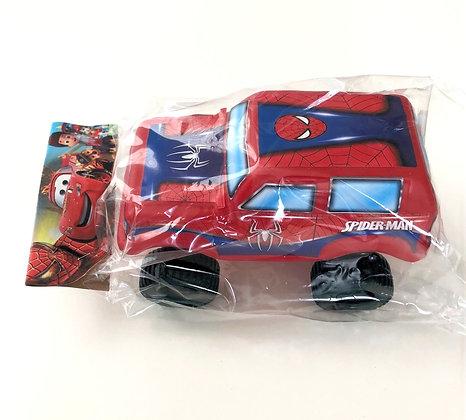 Camioneta 4x4 personajes 30cm Dubimax