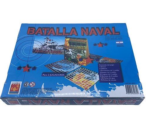 Juego Batalla naval Magika