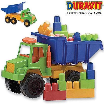 Camion con bloques Duravit 46cm