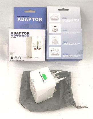 Adaptor para todo tipo de tomas