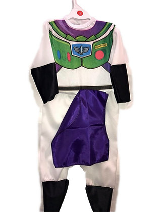 Disfraz de tela Buzz