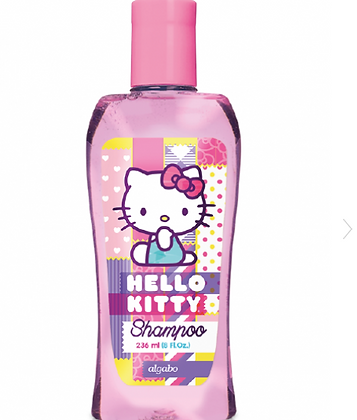 Shampoo Hello Kitty 200ml Algabo art 3843006