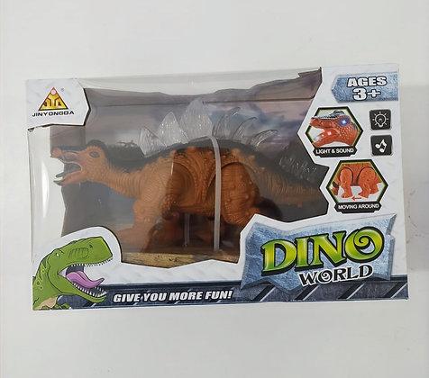 Dinosaurio a pila Sebigus art. 50401