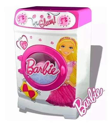 Lavarropa  barbie 50 cm original c/accesorios Miniplay