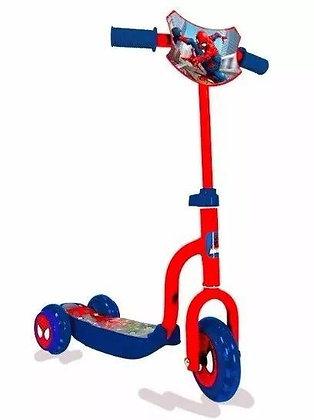 Scooter metal Spiderman Unibike
