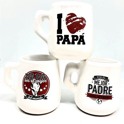 Mate ceramica  Dia Del Padre Nacha