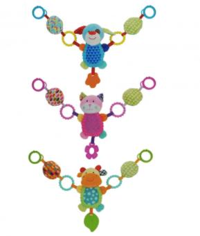 Sonajero Barral Woody Toys art 55418