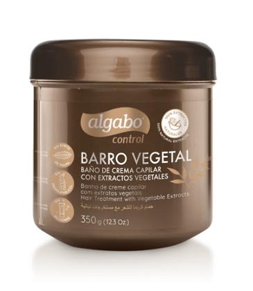Baño de crema capilar barro vegetal 350g Algabo art 6070700