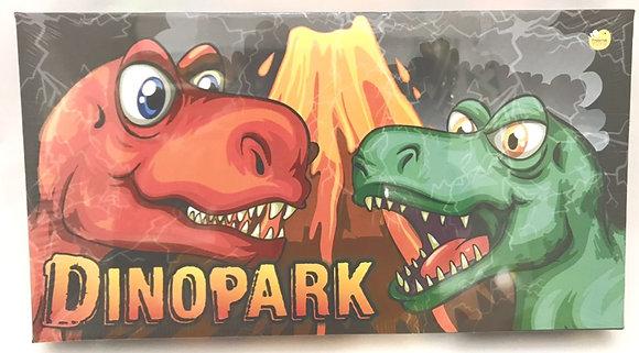 Juego de recorrido Dino park YUYU