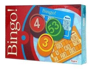 Juego de bingo Nupro