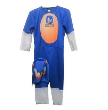 Disfraz de tela Sonic