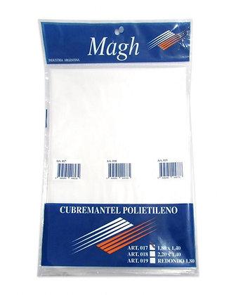 Cubremantel transparente 1,8x1,4mt Magh art 17