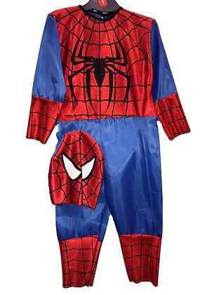 Disfraz de tela Hombre Araña