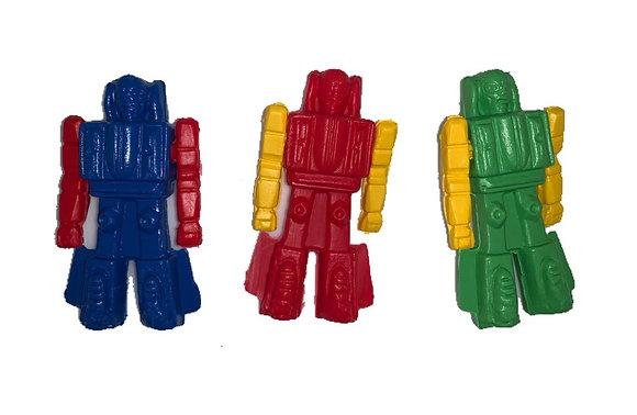 Robots plastico super oferta